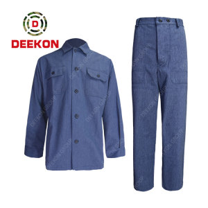 Deekon manufacture Military Army 100% Cotton tactical Shirts with high colorfastness