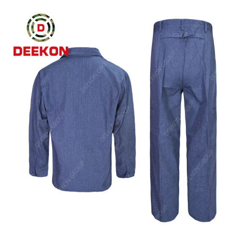 Deekon factory wholesale New 100% Cotton Military Cargo Plus Size Army Tactical Men Shirt