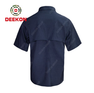 Deekon company supply Panama Men's Military Tactical Shirt Army Design Combat Uniform Shirts