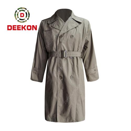 Deekon Supply for Woolen Khaki long sleeve Officer uniform