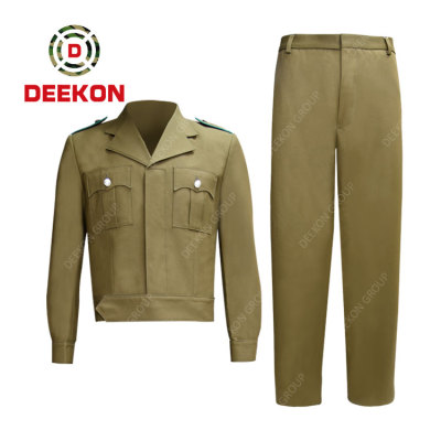 Deekon Manufacture Ceremonial German Military Army Dress Uniforms for Soldiers and Officers