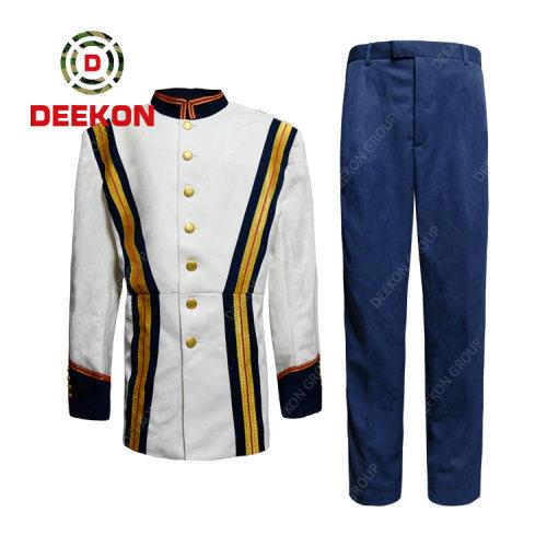 Deekon supply Saudi Arabia Professional Custom Military Army Ceremony Security Uniform