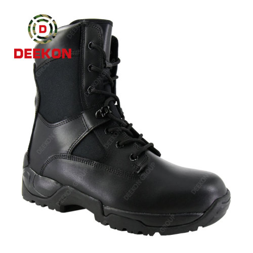 Thailand Light weight Breathable Custom Low Price Hiking Tactical Boots