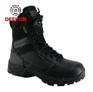 Deekon Manufacture SWAT Tactical Military Army Safety Boots