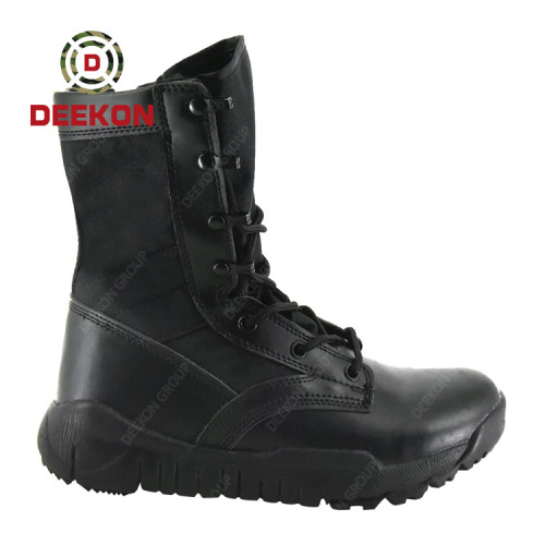 Deekon Factory For Custom Made Military Marching Tactical Boots