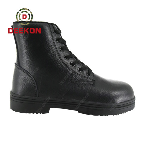 Hot Sale Best Light Weight Outdoor Rubber Military Tactical Army Boots