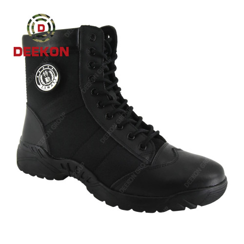 High Quality Tactical Assault Military Men Outdoor Hiking Shoes