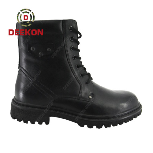 Deekon Group New Design Geniune Leather Tactical Boots