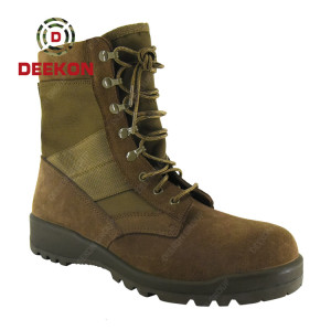 Military Tactical Army Combat Desert Boots