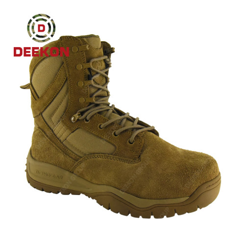 Men's Military Tactical Boots Waterproof Hiking Combat Boots Field Desert Army Boots
