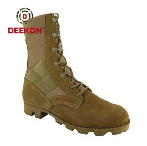 Manufacturer Hot Sale Delta Cordura Custom Design Military Tactical Boots