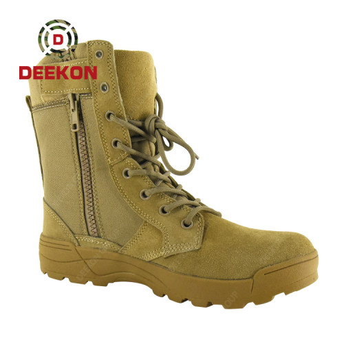 Deekon Tactical Swat Boot Military Desert Lace Up Army Boots