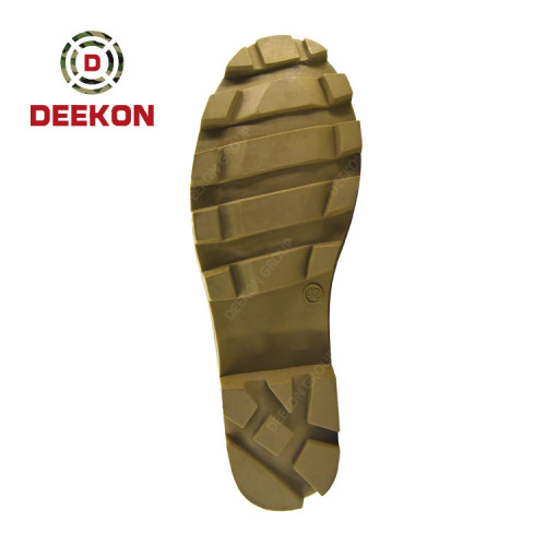 Deekon Breathable Durable Tactical Military Jungle Boot for Solider