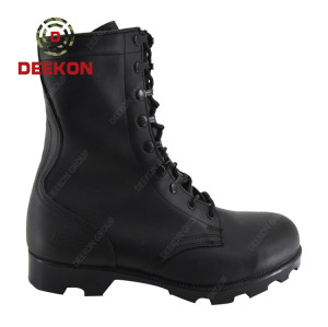 New Big size high-top military boot for man outdoor mountaineering shoes