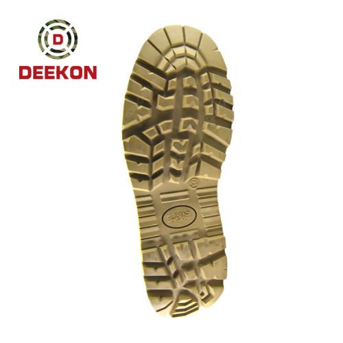 Deekon Factory Direct Sale Best Outdoor Combat Shoes Military Boots