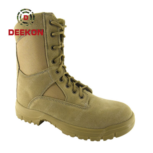 American Cavas Military Men Army Safe Strong Canvas Sport Boots