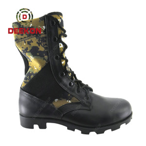 Deekon Factory Hot weather Military Tactical Army Boots For Hiking