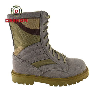 Men Military Tactical Army Combat New Desert Hiking Boots