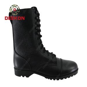 Deekon Custom Made Military Waterproof Tactical Boots for Training