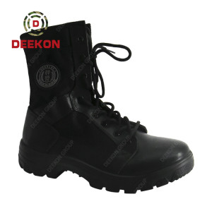Men's Classic High Ankle Tactical Combat Military Boots army Shoes