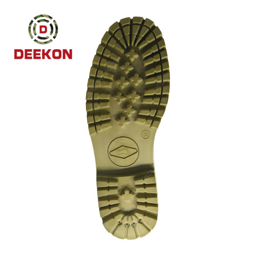 Anti-slip Camping Work Shoes Tactical Hiking Boots For Military Army Using