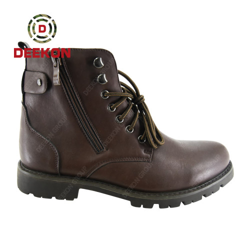 Military Waterproof Working Outdoor Shoes Breathable Ankle Safety boots