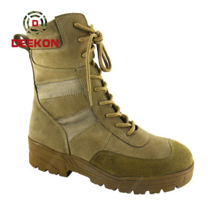 Military Tactical Waterproof Boots Hiking Combat Boots Desert Army Boots