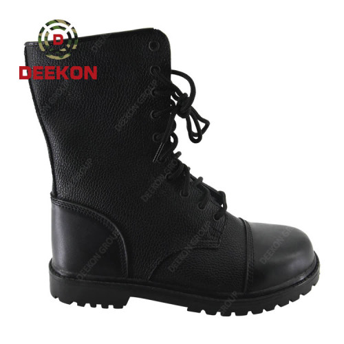 Black Breathable Light Weight Mens' Ultra-Light Combat Military Tactical Boots