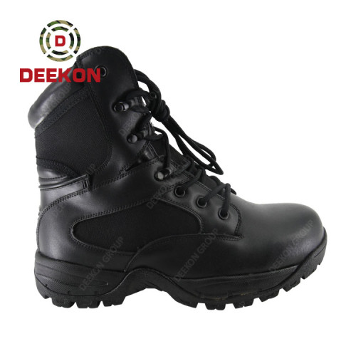 High Quality Military Oxford Fabric Breathable Durable Military Army Combat boots