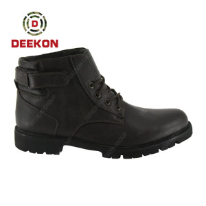 Combat Ultralight Tactical Special Forces Black Boots