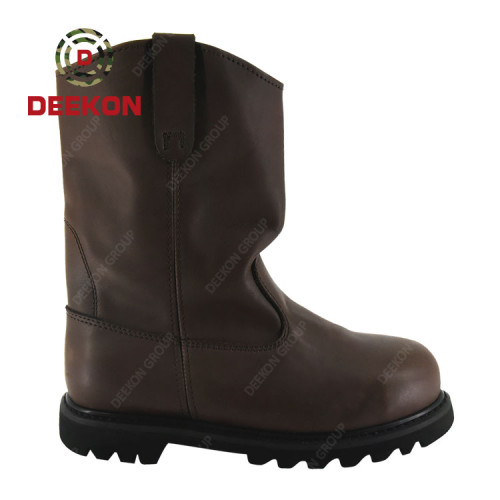 Factory Direct Military Army Tactical Combat Anti Slip Design Breathable Outdoor Boots