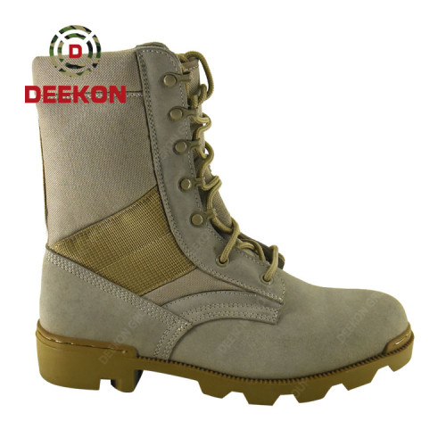 Deekon Group Factory Direct Desert Winter Shoes Tactical Boots