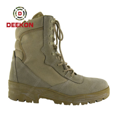 Outdoor Hiking Shoes Men's Desert High-top Military Tactical Boots