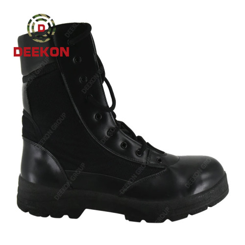 High Quality Heavy Duty Special Force Men Tactical Combat Outdoor Shoes