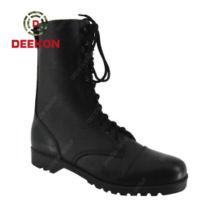 Durable Water Resistant Non-slip Lightweight Men's Tactical Ankle Boots for Outdoor Hiking Hunting