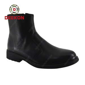 Anti-slippery Hard-wearing 2020 American Long Winter Snow Military boots for men
