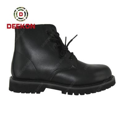 Deekon Black Breathable Light Weight Mens Ultra-Light Combat Boots