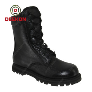 Deekon Factory Manufacturer OEM Army Military Tactical Boots