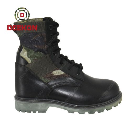 Deekon Supply for SWAT Tactical Military and Police Combat Boots