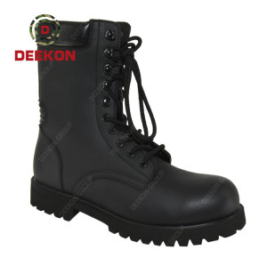 High-top Military Anti-fur Anti-wear Combat Jungle Special Forces Tactical Boots
