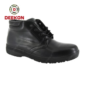 Albania Waterproof Tactical Shoes for the Miliary Army