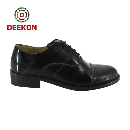 High Quality Manufacturer Supply Leather Shoes with Rubber sole
