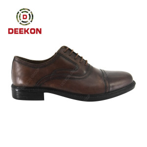 High Quality Casual Lace Up Leather Casual Shoes For Men