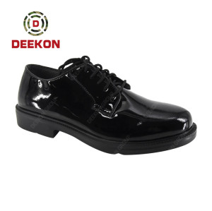 Custom Comfortable Business MIlitary Army Office Men's Dress Shoes