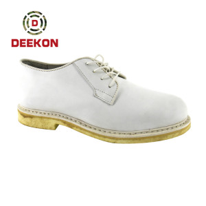OEM Comfortable Soft Leather Shoes For Military Aviator