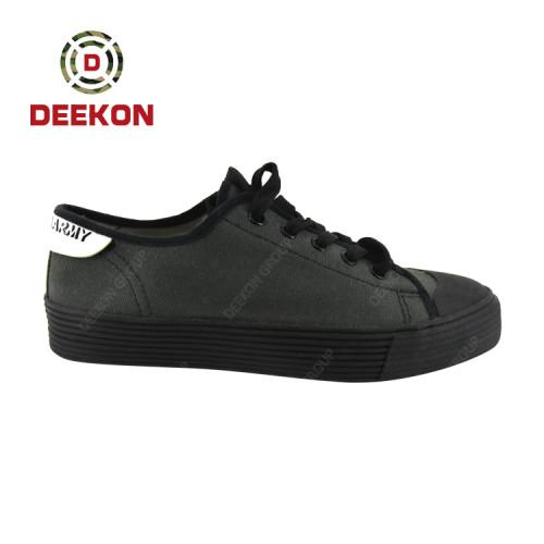 Deekon Group China Factory Custom OEM Casual Canvas Shoes