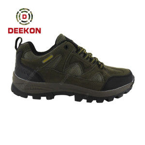 Hiking Safety Shoes Steel Toe Anti-slip Outdoor Activities Military Boots