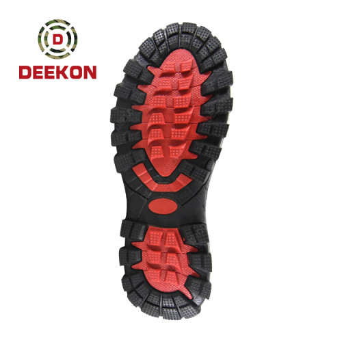 Deekon Army Safety Military Combat Tactical Desert Shoes
