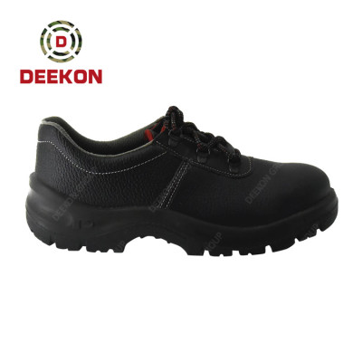 Top Grade Full Grain Genuine Leather Military Army and Police Safety Boots