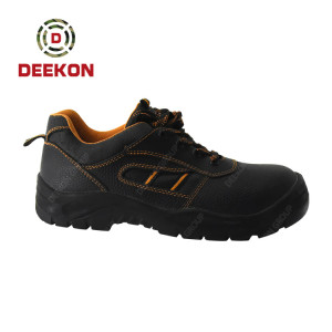 Deekon Group Men's Military Work Safety Boots Hiking Shoes